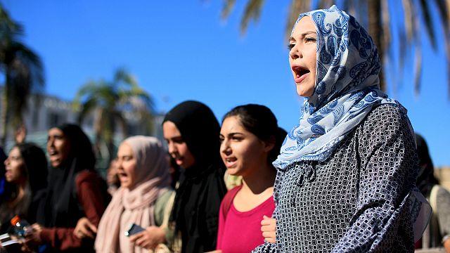 Hate crimes against Muslims rise following Paris attacks