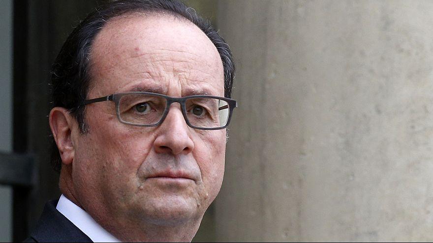 El Charles de Gaulle entra en acción contra el EI. Hollande se entrevista con Obama