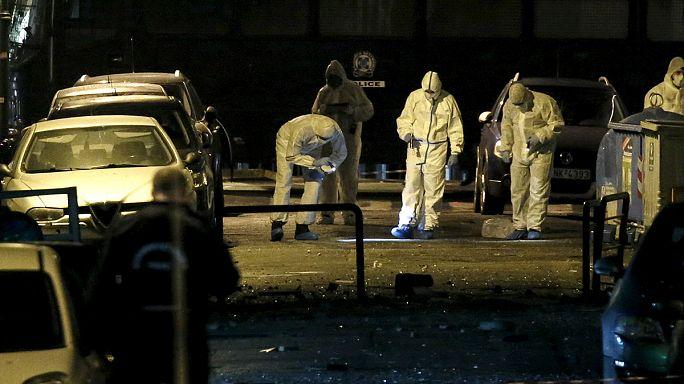 Une bombe secoue Athènes sans faire de victime