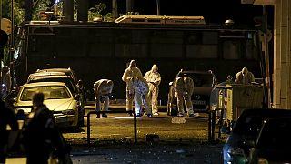 Взрыв в центре Афин: пострадавших нет