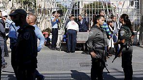 Anspannung in Jerusalem nach