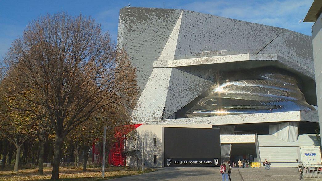 Bir konser salonundan fazlası:'Philharmonie de Paris'