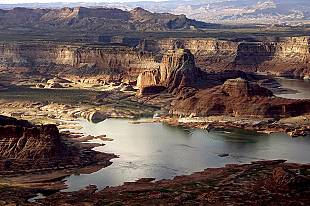 'Dry' lake raises questions ahead of climate change conference