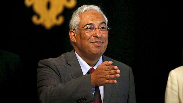 Le leader socialiste portugais António Costa nommé Premier ministre par le President Aníbal Cavaco Silva