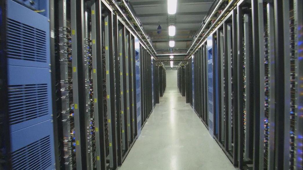 Facebook boasts green data centre in Luleå, Sweden