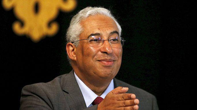 Le socialiste Antonio Costa nouveau Premier ministre portugais