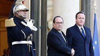 باريس تحرك قنواتها الدبلوماسية لمواجهة داعش بالقوة