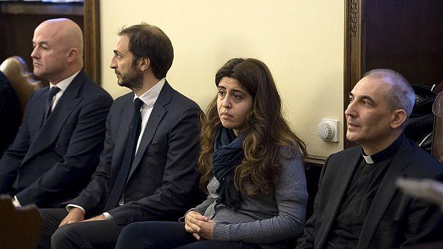 Vatileaks davasında iki gazeteci ilk kez hakim karşısında