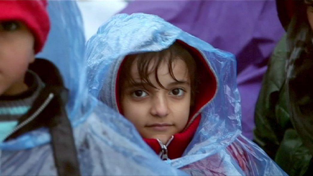"""Suriyeli bir çocuk: """"Hayalim yok"""""""