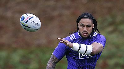 World Cup winner Nonu unveiled at Toulon