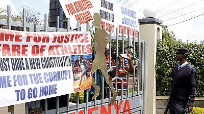Kenya : les athlètes occupent fédé et demandent le départ des officiels corrompus