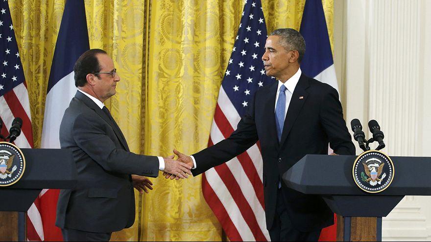 EEUU y Francia supeditan cualquier colaboración con Rusia contra Dáesh a que deje de ayudar a Bashar al Asad
