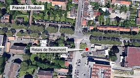 All hostages are freed after a botched robbery in northern France