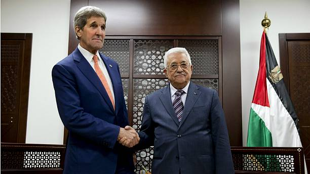 John Kerry denounces 'acts of terrorism' against Israelis