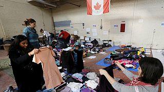الهواجس الأمنية تدفع كندا لتأجيل استقبال اللاجئين السوريين