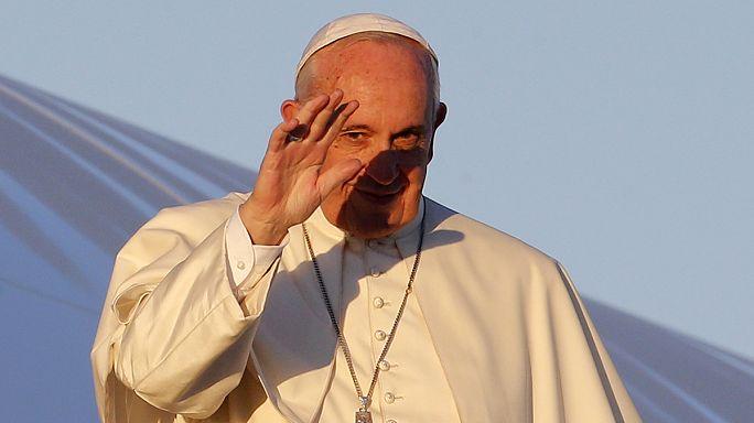 Le pape François a quitté Rome pour un périple de six jours sur le continent africain
