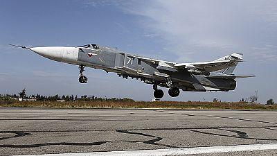 Rússia diz que segundo piloto do Su-24 foi resgatado vivo