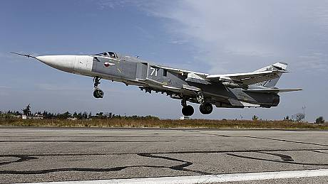 Russia says second SU-24 crew member safe and back at base in Syria