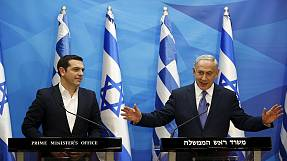 Αλ. Τσίπρας: Τεράστιες οι δυνατότητες συνεργασίας Ελλάδας – Ισραήλ στην ενέργεια