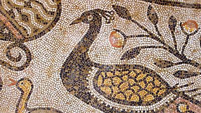 Glimpses of an ancient city through its remarkable mosaics