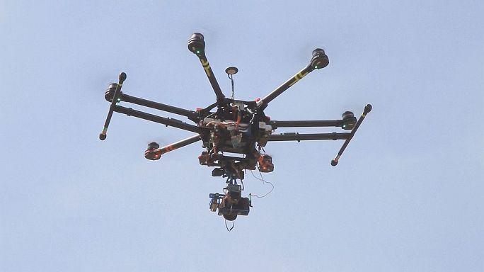 Drones para salvar a las cabras montesas ibéricas