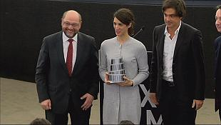 "LUX prize awarded to for Deniz Gamze Erguven's ""Mustang"""