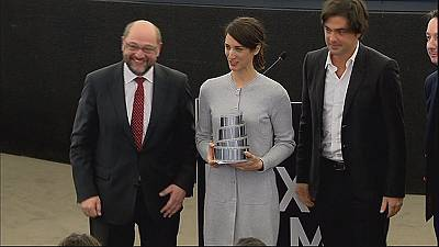 """LUX prize awarded to for Deniz Gamze Erguven's """"Mustang"""""""