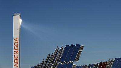 Spain's solar energy firm Abengoa begins insolvency proceedings