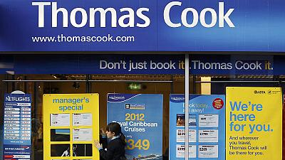 Thomas Cook reports first profit in five years despite security fears