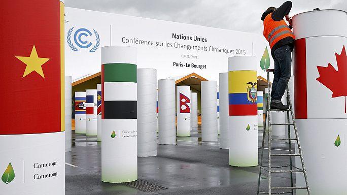 Fokozott készültség a párizsi klímacsúcs előtt