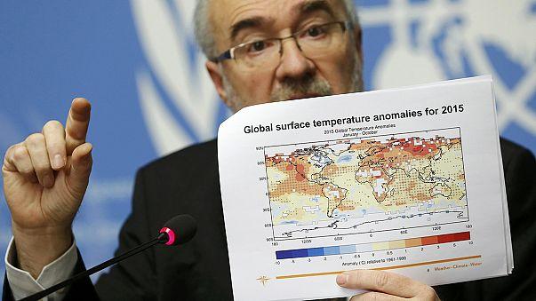 Специалисты ООН назвали 2015 год самым жарким за всю историю наблюдений