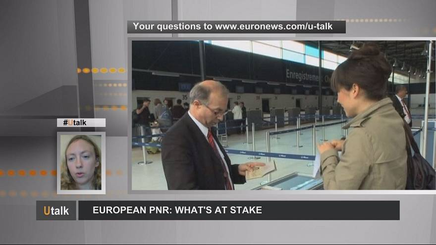 Utalk: European PNR - what's at stake?
