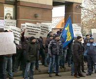 Piedras y huevos contra la embajada de Turquía en Moscú