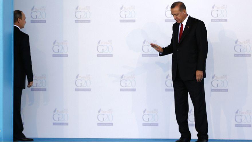 As relações económicas entre a Turquia e a Rússia