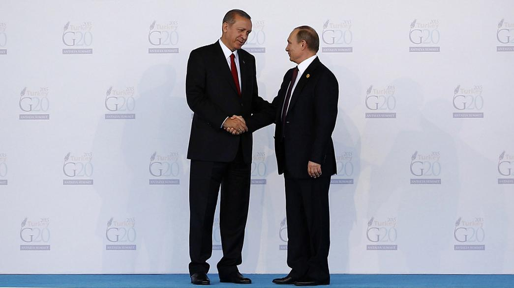 El intercambio de acusaciones entre Moscú y Ankara sube de tono. El embajador ruso ante la UE reponde