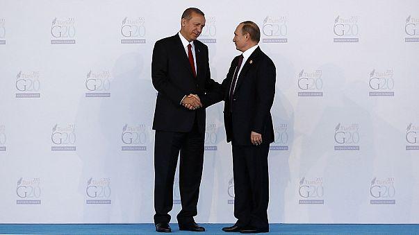 Russia envoy to EU sees 'negative impact' on Turkey ties