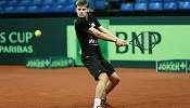 Belgium prepare for first Davis Cup final in over a century