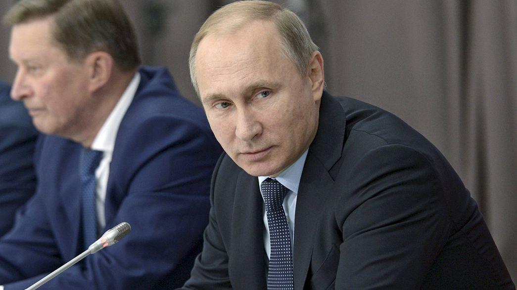 El Kremlin asegura que no habrá guerra con Turquía aunque afirma que las relaciones bilaterales se resentirán