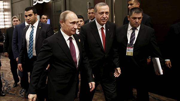 """Türkiye'nin NATO Büyükelçisi Ceylan euronews'a konuştu: """"Uçağın düşürülmesi provokasyon değil"""""""