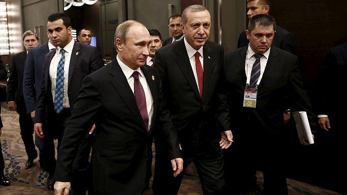 """Посол Турции в НАТО: сбитый Су-24 - не """"хладнокровная провокация"""""""