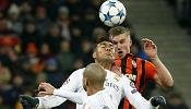 Champions League: Real Madrid hold off Shakhtar to win Group A