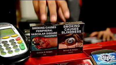 France introduces plain cigarette packaging