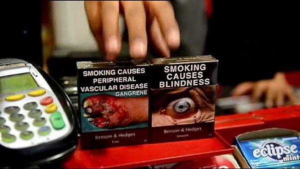 La France adopte le paquet neutre de cigarettes