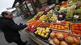 Kremlin gets tough on Turkish food imports
