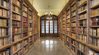 Η Ιστορική Βιβλιοθήκη του «Ιδρύματος Αικατερίνης Λασκαρίδη» άνοιξε τις πόρτες της!