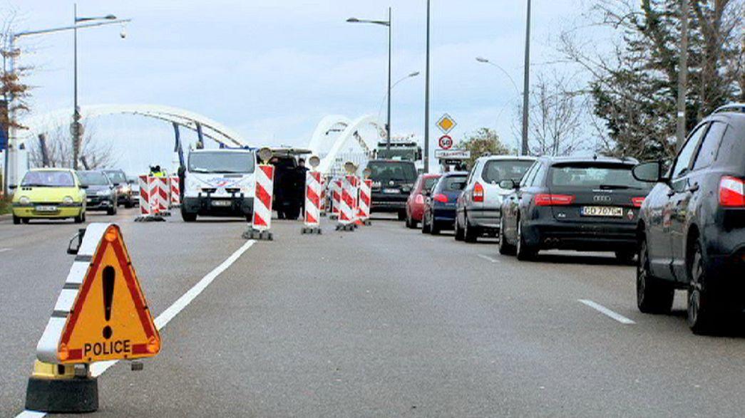 Francia pide controles más estrictos en las fronteras de la UE