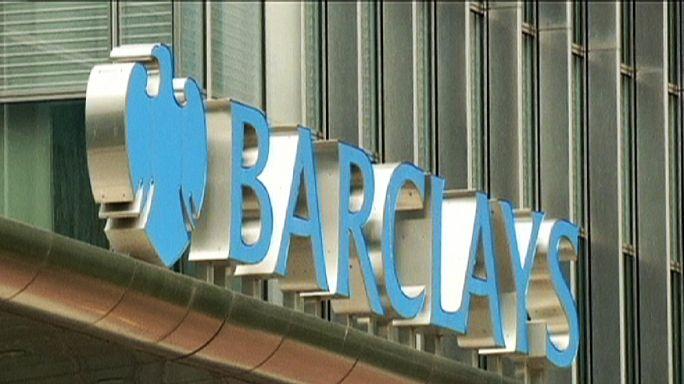 Milliós bírság a Barclays banknak