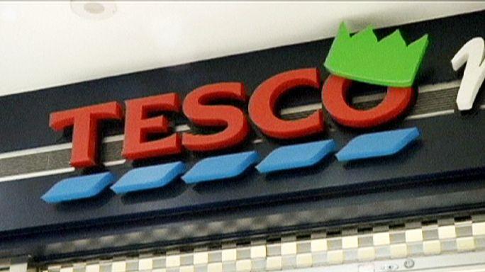 Tesco zahlt Millionen für Bilanzfehler