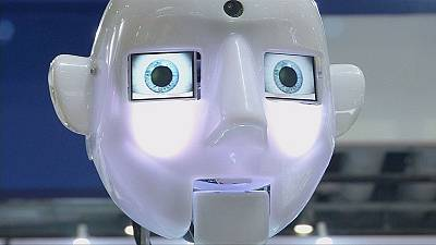 World Robot Conference in Peking