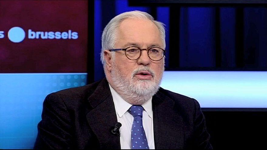 """EU-Energiekommissar Cañete: """"Ausstoß auf allen Gebieten reduzieren"""""""